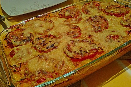 Möhren-Lasagne 4