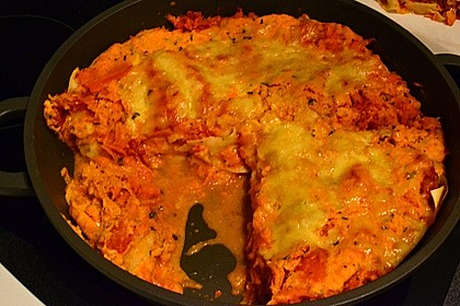 Möhren-Lasagne 31