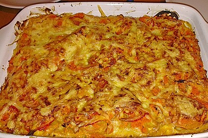 Möhren-Lasagne 21