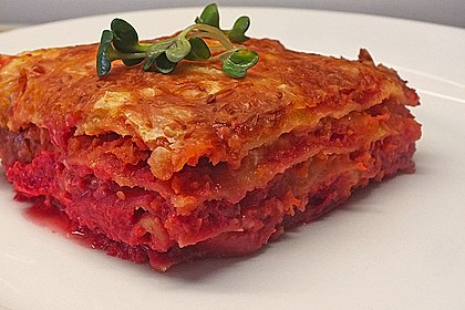 Möhren-Lasagne 3