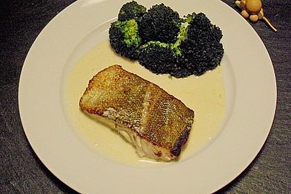 Weißweinsauce  (speziell für Fischgerichte)
