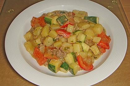 Zucchinipfanne 2