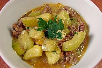 Zucchinipfanne 5