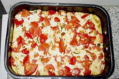 Zucchini - Gratin 9