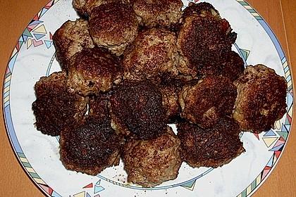 Schwedische Fleischklößchen 1