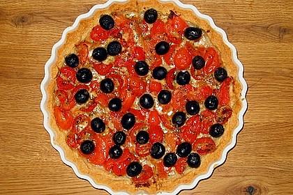 Tomaten - Torte