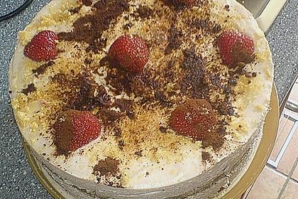 Erdbeer - Espresso - Torte 3