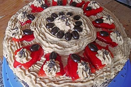 Erdbeer - Espresso - Torte 2