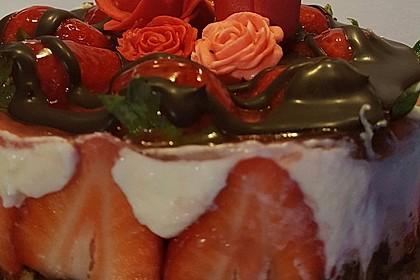 Erdbeer-Mascarpone-Torte 32