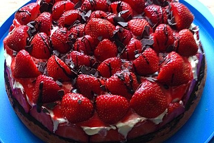 Erdbeer-Mascarpone-Torte 90