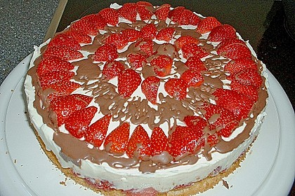 Erdbeer-Mascarpone-Torte 74