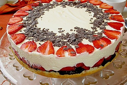 Erdbeer-Mascarpone-Torte 21