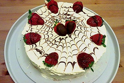 Erdbeer-Mascarpone-Torte 18