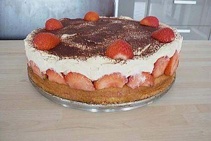 Erdbeer-Mascarpone-Torte 116