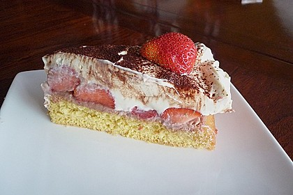 Erdbeer-Mascarpone-Torte 109