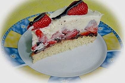 Erdbeer-Mascarpone-Torte 42