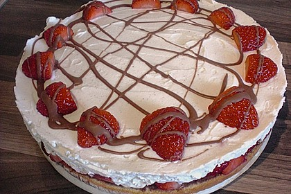Erdbeer-Mascarpone-Torte 66