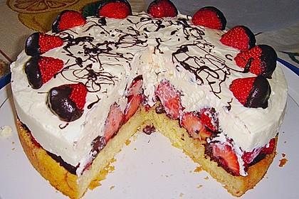 Erdbeer-Mascarpone-Torte 88