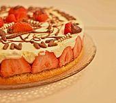 Erdbeer-Mascarpone-Torte (Bild)