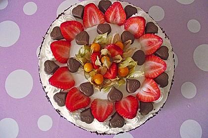 Erdbeer-Mascarpone-Torte 29