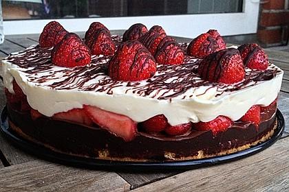 Erdbeer-Mascarpone-Torte 9