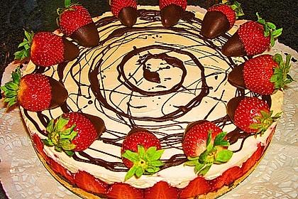Erdbeer-Mascarpone-Torte 0