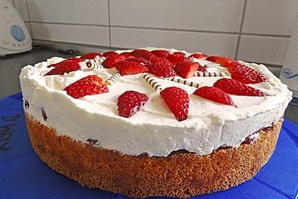 Erdbeer-Mascarpone-Torte 36