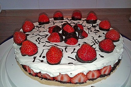 Erdbeer-Mascarpone-Torte 70