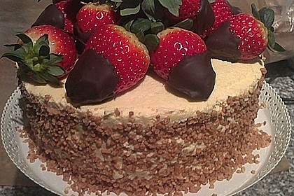 Erdbeer-Mascarpone-Torte 12