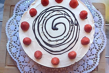 Erdbeer-Mascarpone-Torte 14