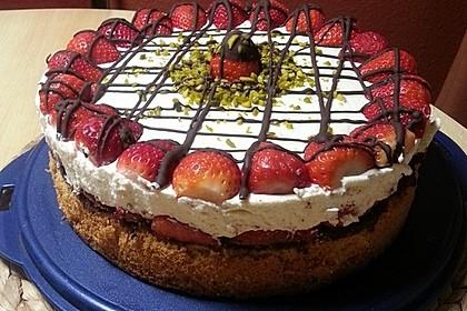 Erdbeer-Mascarpone-Torte 85