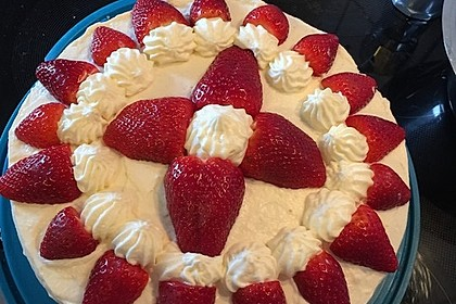 Erdbeer-Mascarpone-Torte 84