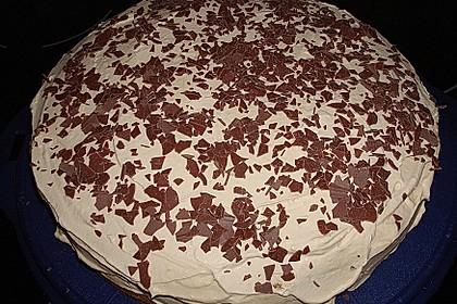 Eiskaffee - Sahne - Torte 1