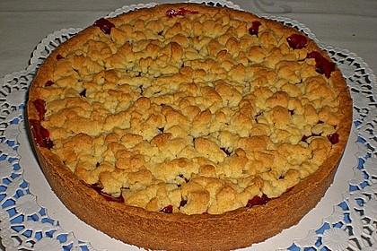 Kirsch-Streuselkuchen 7