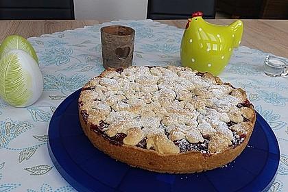 Kirsch-Streuselkuchen 5