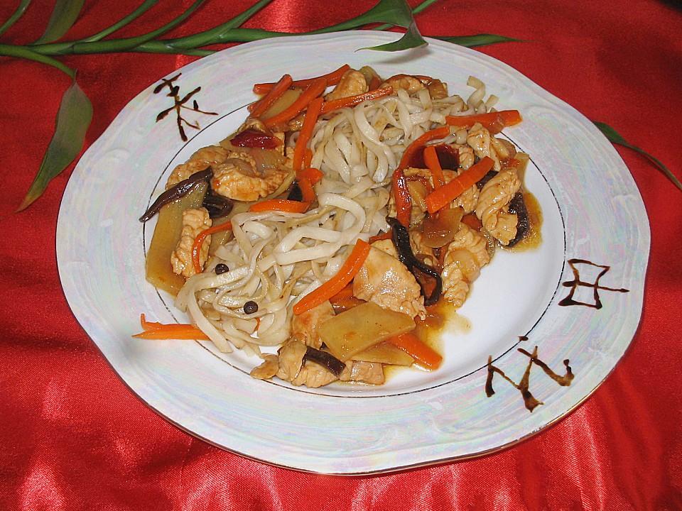 Chinesische nudeln chop suey Rezepte | Chefkoch.de