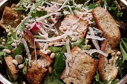 Italienischer Brotsalat 13