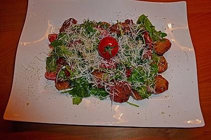 Italienischer Brotsalat 15