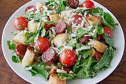Italienischer Brotsalat 7
