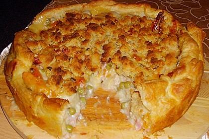 Blätterteig - Torte 4