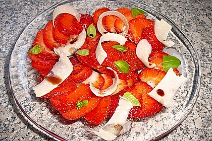 Erdbeer - Carpaccio 5