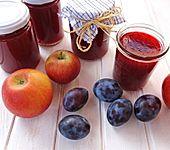 Apfel - Pflaumen - Marmelade