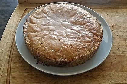 Apfelkuchen, gedeckt 46