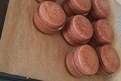 Schokoladenkuchen mit flüssigem Kern à la Italia 58