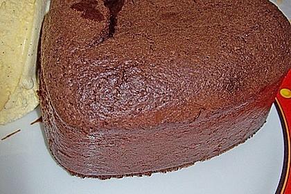 Schokoladenkuchen mit flüssigem Kern à la Italia 87