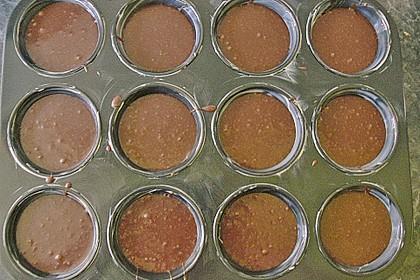 Schokoladenkuchen mit flüssigem Kern à la Italia 184
