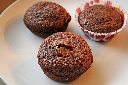 Schokoladenkuchen mit flüssigem Kern à la Italia 66