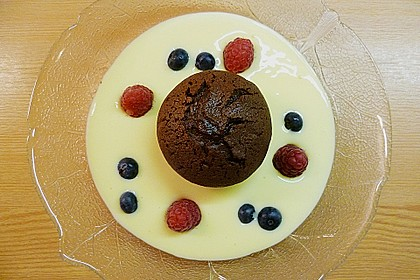 Schokoladenkuchen mit flüssigem Kern à la Italia 41