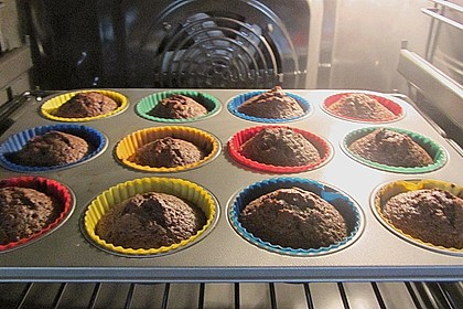 Schokoladenkuchen mit flüssigem Kern à la Italia 159