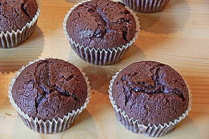 Schokoladenkuchen mit flüssigem Kern à la Italia 27